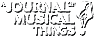 A Journal of Musical ThingsMAJOR UPDATE Special Lyrics in