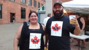 Homemade Canada Hip