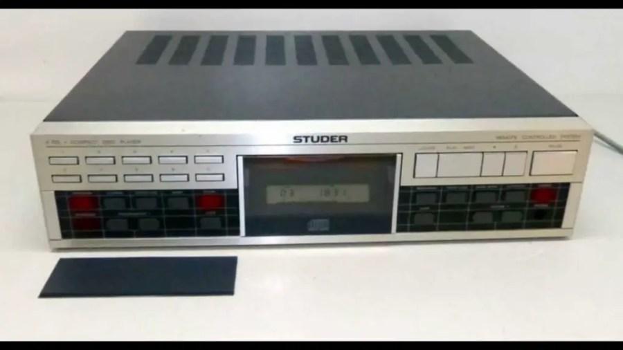 studer-cd-player