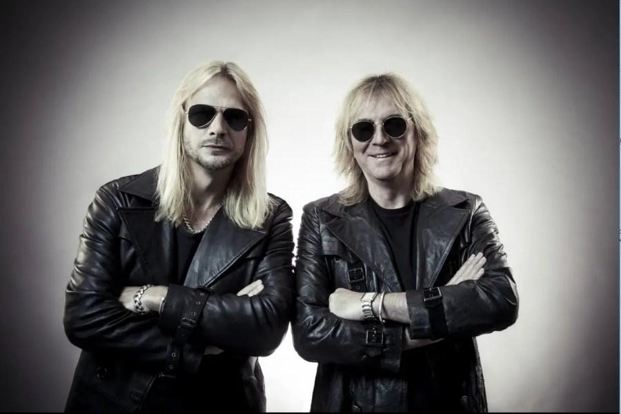 Judas Priest - FaulknerTiptonTravisShinn