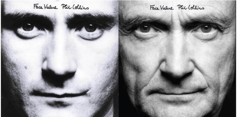 Phil Collins - Face Value Update