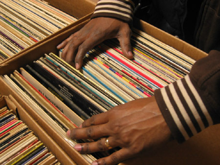 A Journal Of Musical Thingsforget Crate Digging Producers