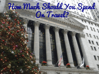 How Much Spend on Travel