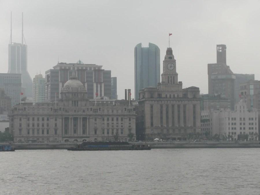 Shanghai's Bund
