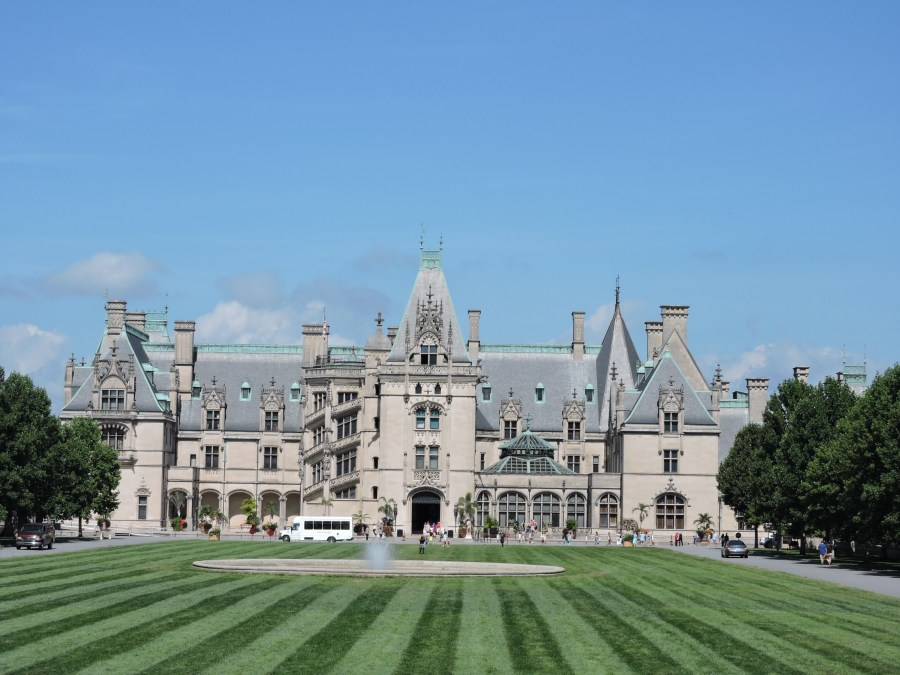 The Biltmore in Asheville