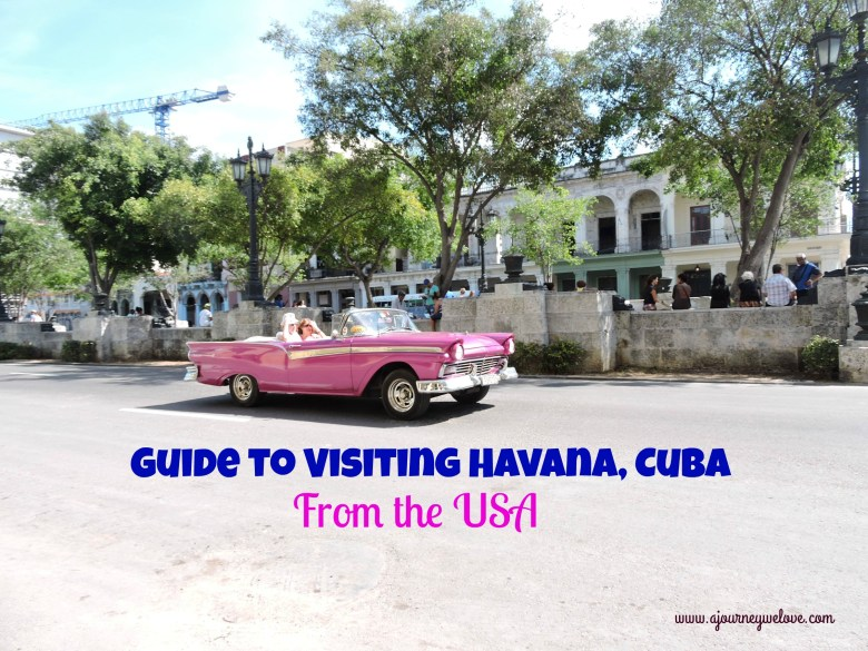 Guide to Havana Cuba from the USA