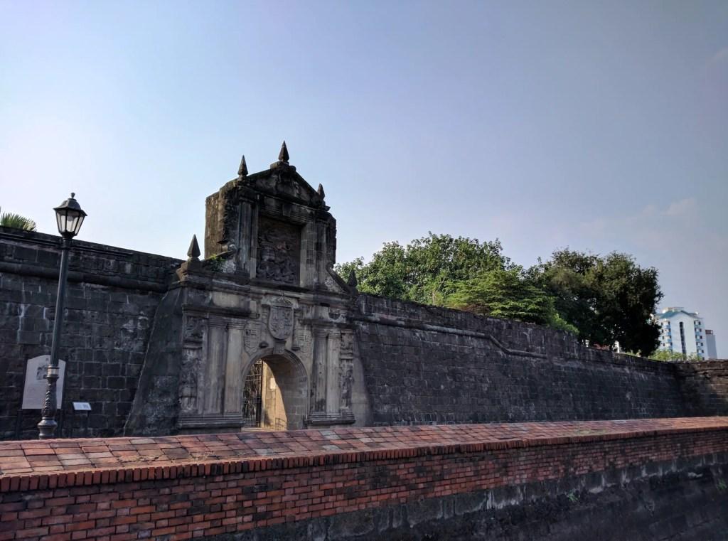 Fort Santiago, Philippines