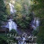 Helen Georgia Trip Planning