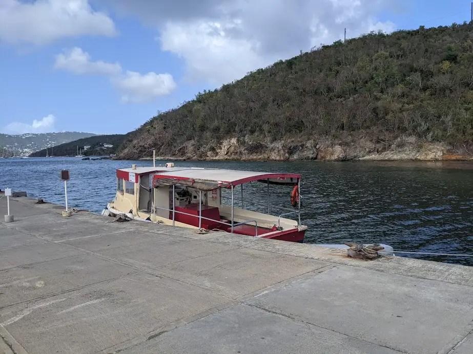 Water Island Ferry USVI