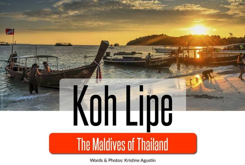 "Koh Lipe ""The Maldives of Thailand"""