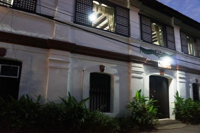 Villa Angela Heritage House in Vigan