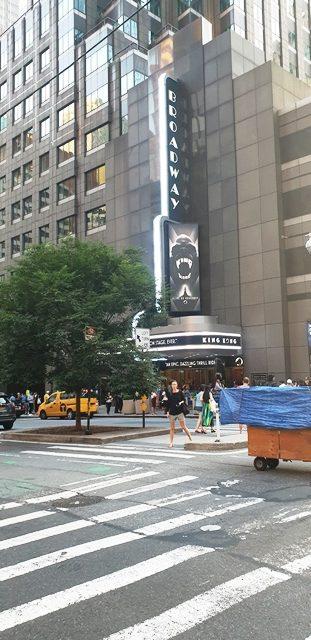Broadway Musical and Ground Zero
