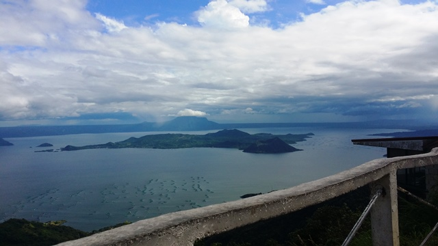 Restaurants in Tagaytay