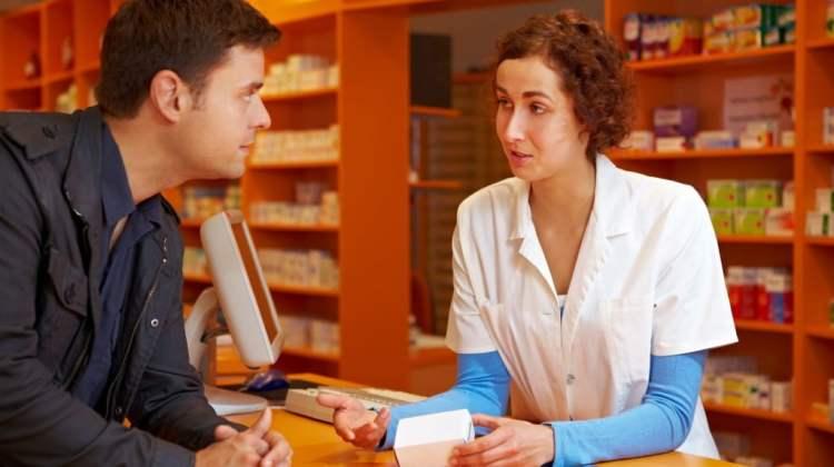 Men's Health and community pharmacy