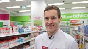Jason  Holdstock - Priceline Pharmacy Wynyard NSW