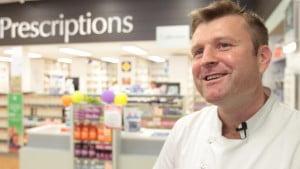 Paul Jones Moodies Pharmacy NSW