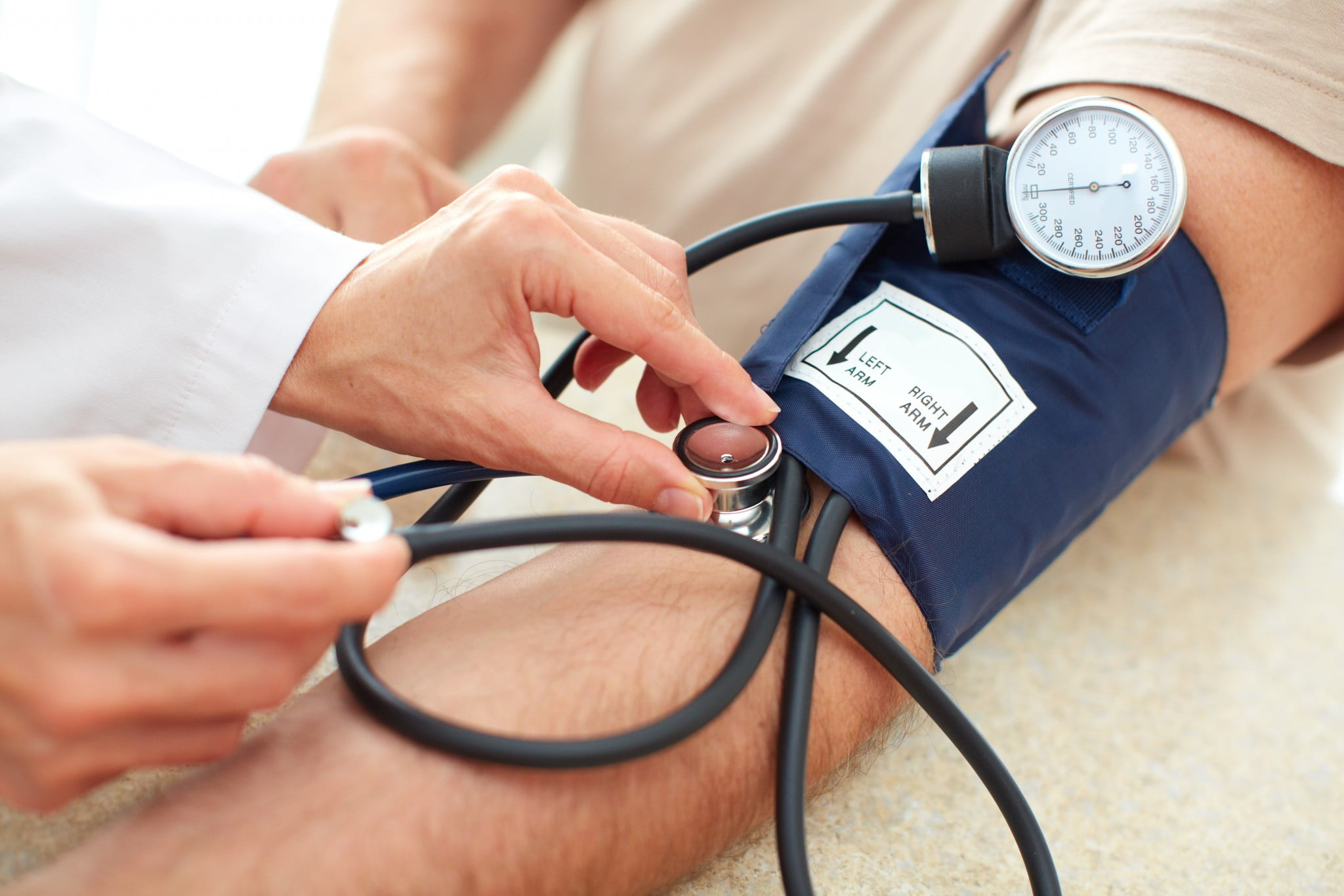 High blood pressure leaves one in 3 at risk of stroke