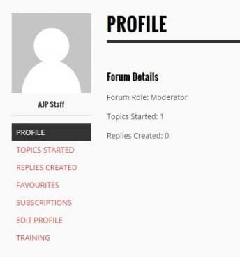 apj-forum-profile help