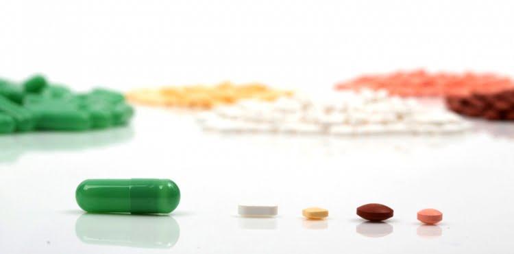 polypill drugs medication medicines pills