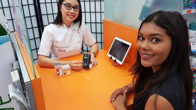 Steph and customer diabetes 5