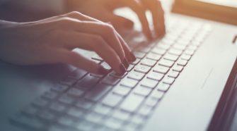 technology computer laptop digital online social media