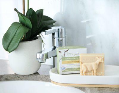 goat's milk soap Billie Goat Soap