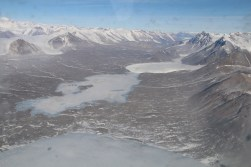 The Canada Glacier and Lake Fryxell, in Taylor Valley, McMurdo Dry Valleys, Antarctica. © A. Padilla