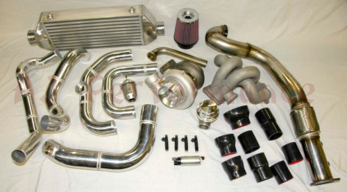 small resolution of ajp turbo kit for the honda civic si