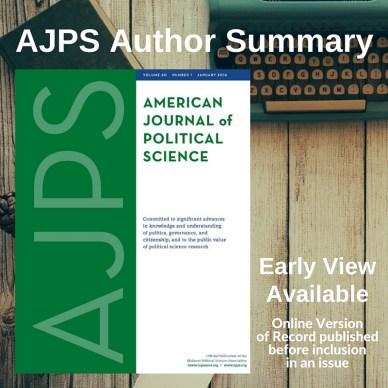 AJPS_AuthorSummary_EarlyView