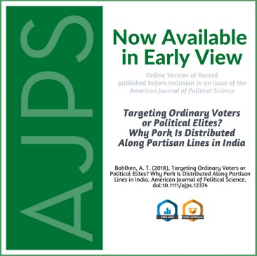 AJPS - Targeting Ordinary Voters or Political Elites