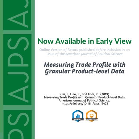 AJPS - FB Posts_Measuring Trade Profile