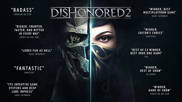 Dishonored 2 – Review – Stealth or Chaos?