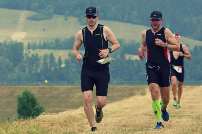 Frydman Triathlon - bieganie.