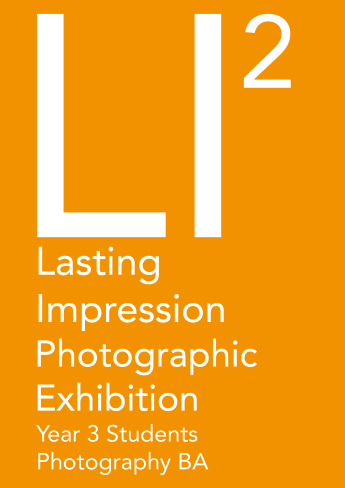 End of Year Show_Logo Orange