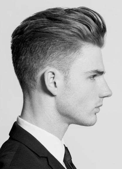 AJ San Pedro - Fade haircut peg