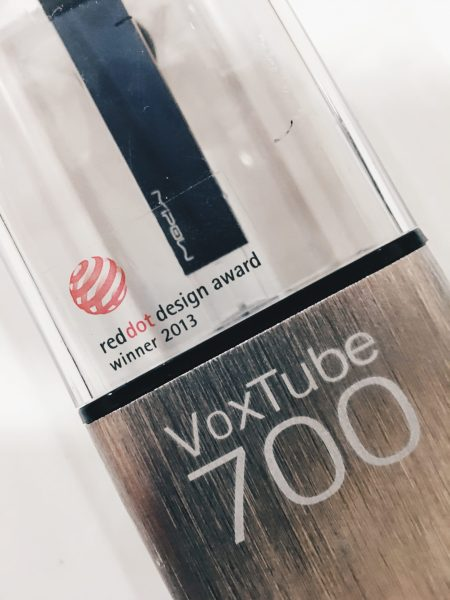 AJ San Pedro - Red Dot Design Awardee MiPow Vox 700 review | Power Mac Centre 22nd Anniversary Promo