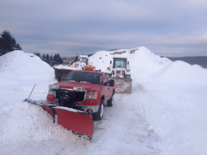 Truck plowing-resize