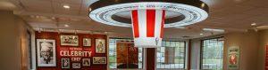 Ceiling of a KFC Location