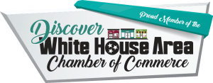 Discover White House Area Chamber of Commerce Membership logo