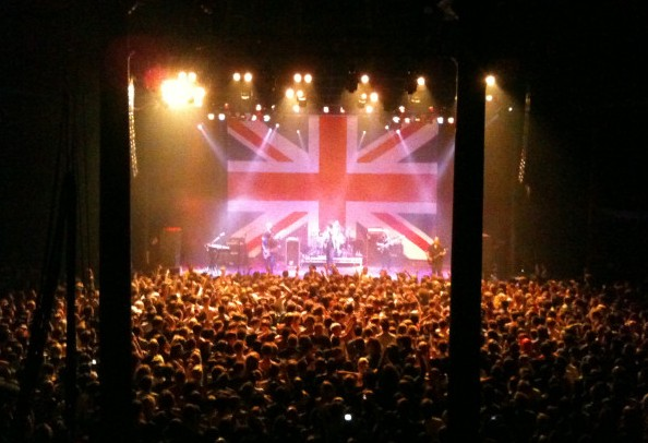 Taking Back Sunday at The Roundhouse, London