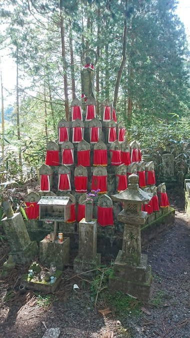 Okuno- in Cemetery