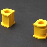 SUZUKI SUZULI SOLIO/WAGON-R FRONT TPV STABILIZER BUSH 22mm 2PCS/SET