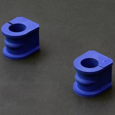 NISSAN 240SX 89-94 S13 REINFORCED FRONT TPV STABILIZER BUSHING 2PCS 25mm