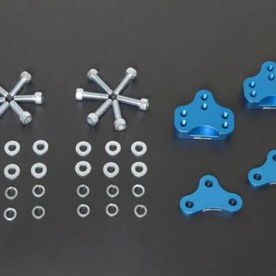 FORD FORD MONDEO MK4/ VOLVO S60 '10-/V60 '10-  NEGATIVE CAMBER ADJSUTER  +20MM / CAMBER -2~3 DEGREE 4PCS/SET