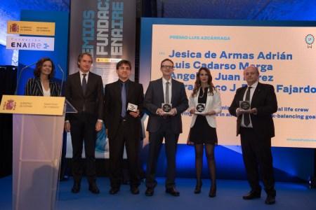 Luis Azcarraga award