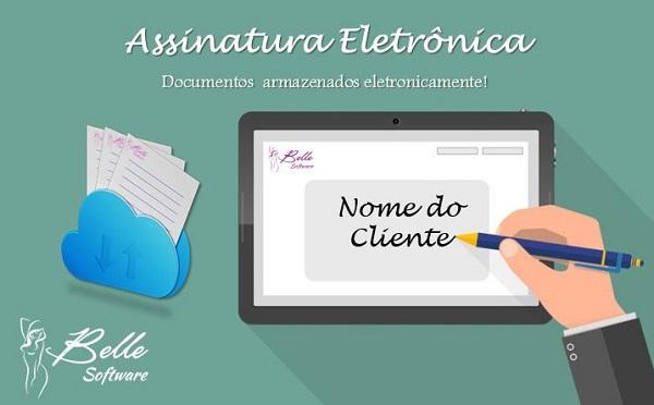 Assinatura Eletrônica para Documentos em Clínicas de Estética