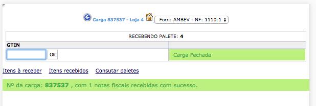 fecharCarga