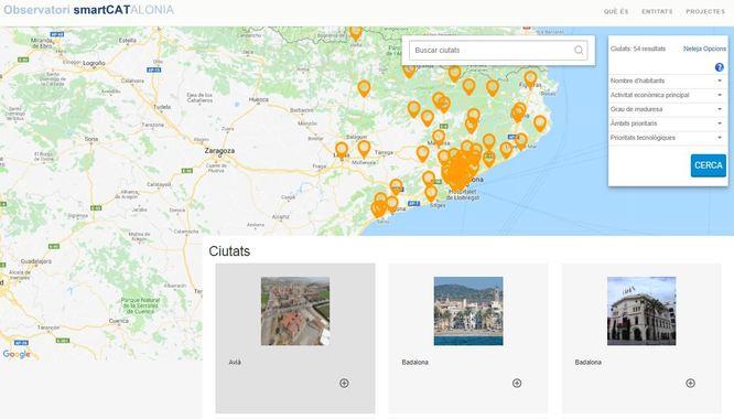 Badalona se suma a la xarxa de laboratoris urbans dedicats a provar i validar solucions basades en les noves tecnologies