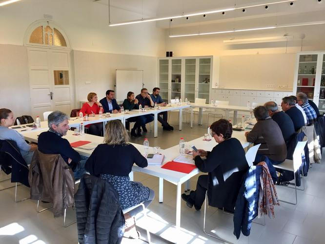 Badalona i Santa Coloma de Gramenet treballaran conjuntament pel soterrament de línies i subestacions elèctriques