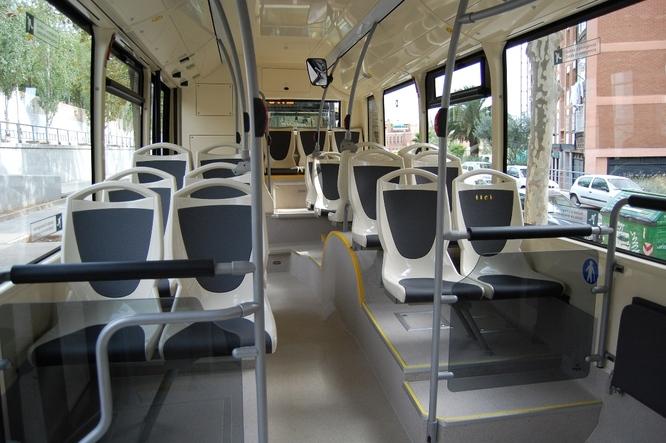 Les línies d'autobusos B4, B19 i B29 milloren les seves freqüències de pas els cap de setmana